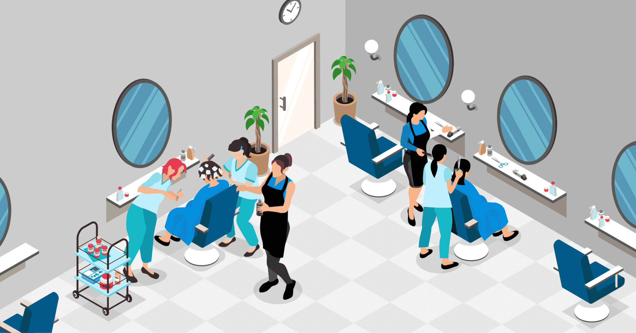 What qualification do i need to open a hairdressing acedemy?