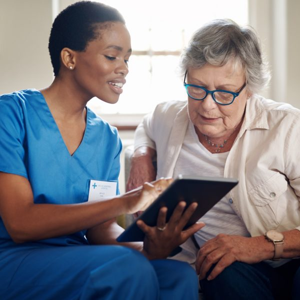 Improving the quality of healthcare through with digital tech